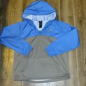 YOUTH DETROIT LIONS HOODIE